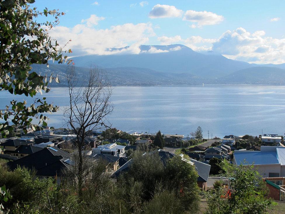 Land Hobart Tranmere water views