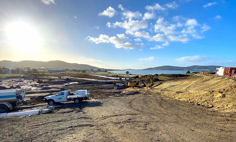 land water views Hobart Tasmania
