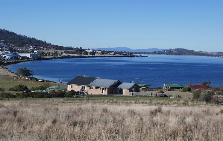 Tasmania land new homes Hobart