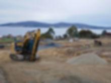 Hobart Tasmania land water views value