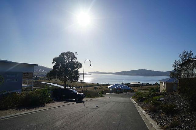 new lots off plan sales Hobart Tasmania