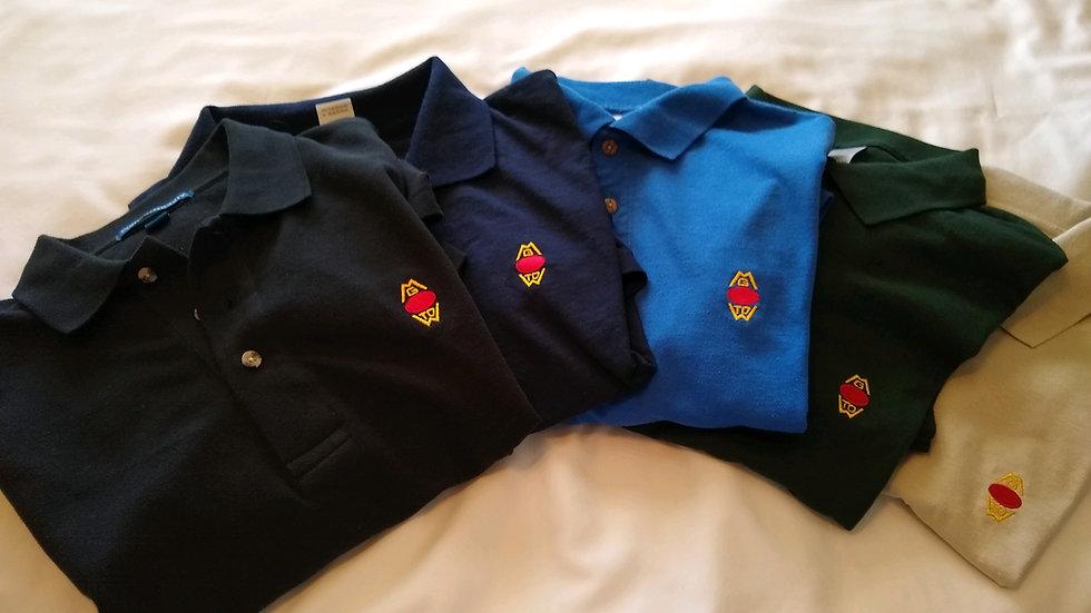 Redpill Pride Polo Shirts