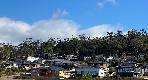 water views land Hobart