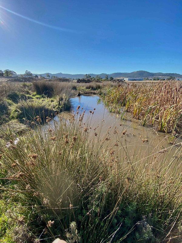new homes Hobart land water views