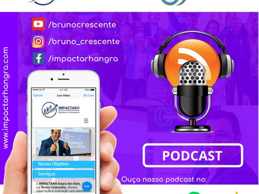 """Podcast """"Liderança e Produtividade"""" Episódio #1 Autoconhecimento"""