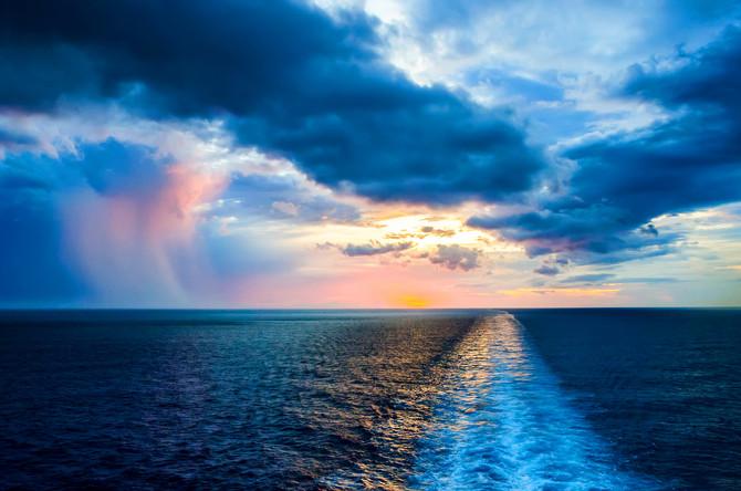 My Ocean of Grief