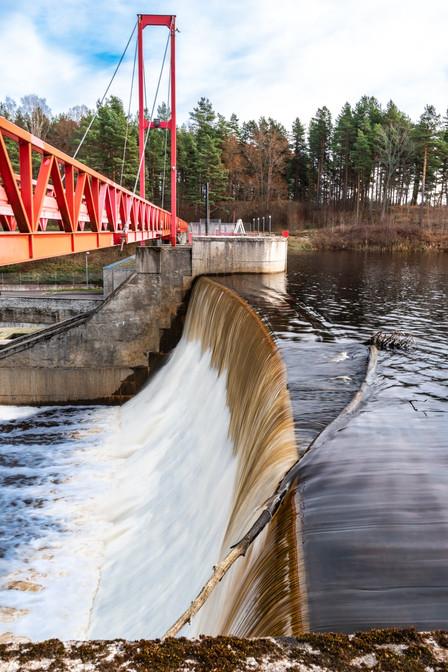Linnamäe hüdroelektrijaam