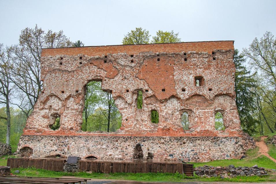 Viljandi lossivaremed