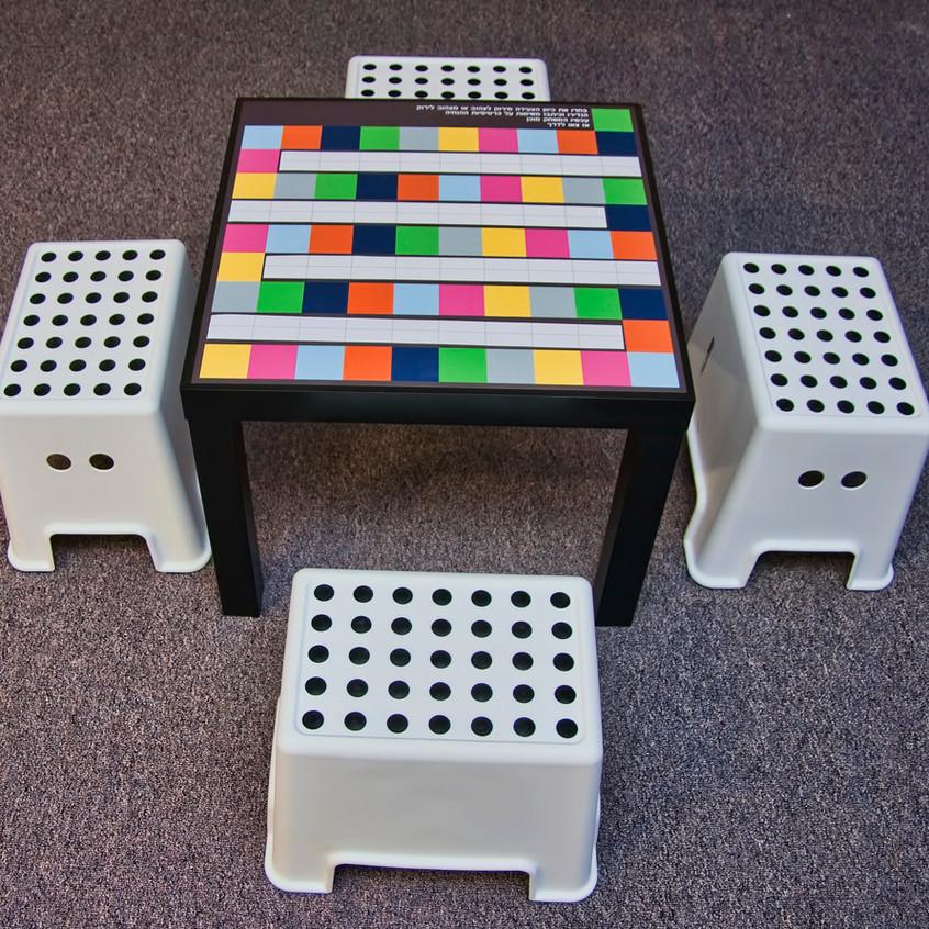 משחק מקדם למידה.. כשמאפשרים לילדים גם לקבוע את חוקי המשחק פה מתחיל הדיאלוג