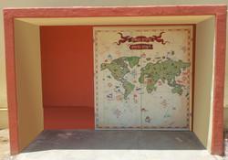 דלת כניסה לספריה
