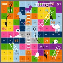 משחק סולמות וחבלים קורצאק