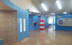 """עיצוב מרחב לימודי ע""""פ הייחודיות"""