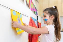 מסילת תלייה INFORAIL לעבודות ילדים