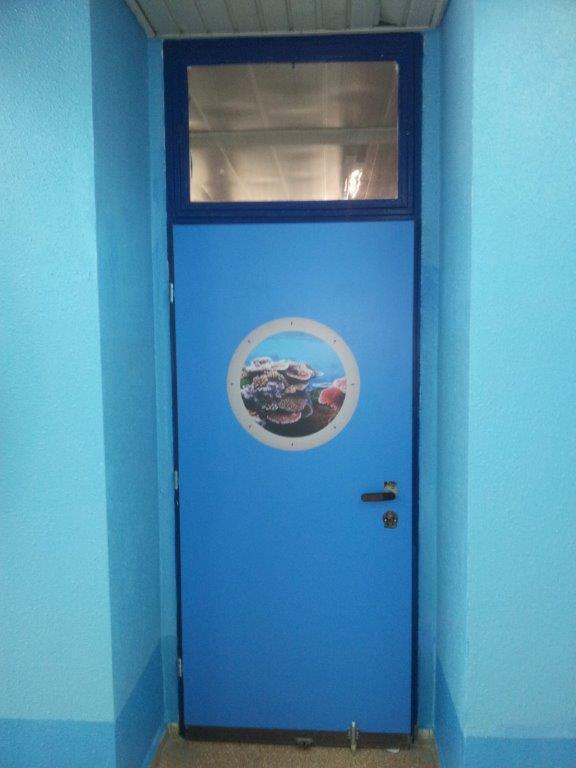 דלת כיתה