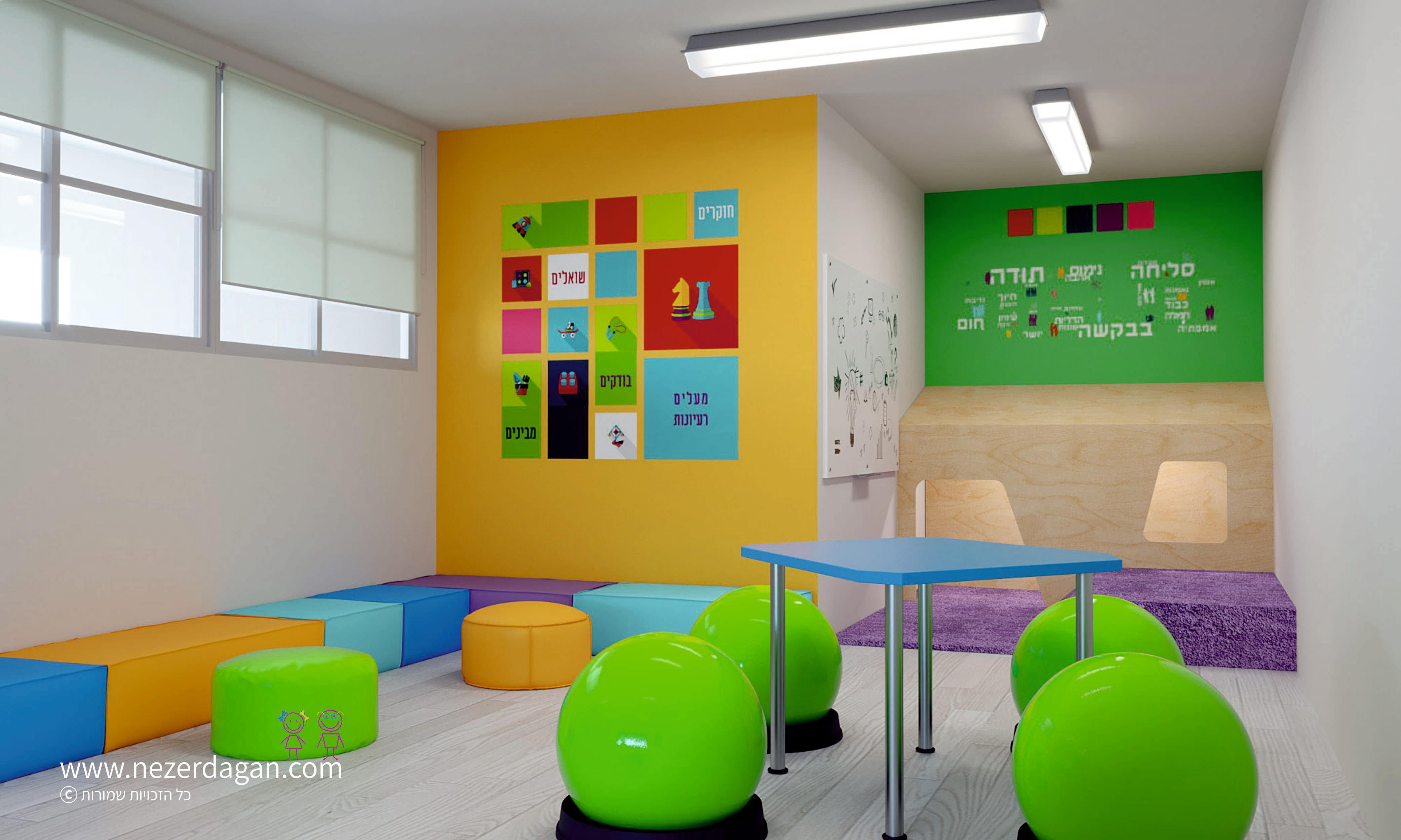 M21 תכנון מרחב למידה