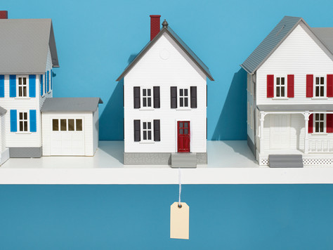 Step One for a First-time Home Buyer