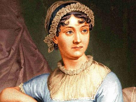 Jane Austen   Queen of Romance & Her works