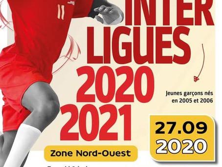 Championnat Handball Interligues 2020-2021