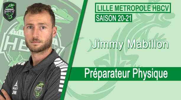 Jimmy Mabillon