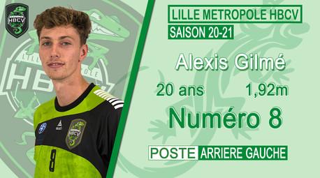 Alexis Gilmé