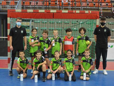 Victoire des U11 M2 contre Wattrelos