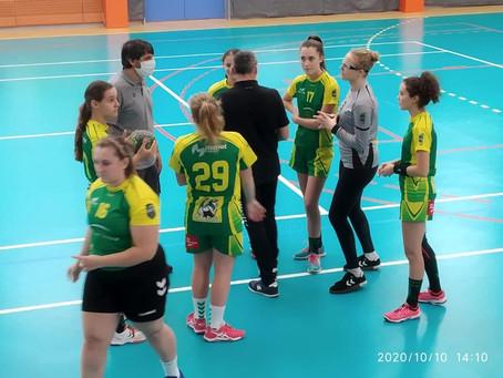 U18 F2 contre Haubourdin