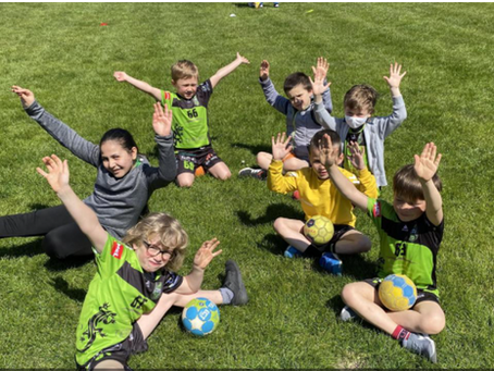 À Villeneuve-d'Ascq, les handballeurs reprennent l'entraînement en extérieur