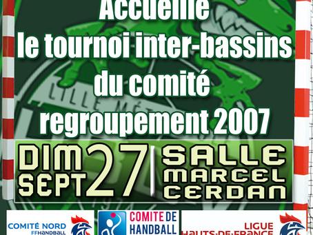 Tournoi Inter-Bassins