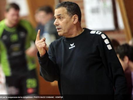 Handball : le championnat à l'arrêt pour au moins quinze jours, « un vrai coup dur »