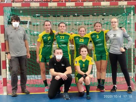 Match U18 F2 contre Gravelines