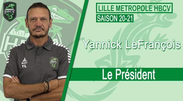 Yannick Le François