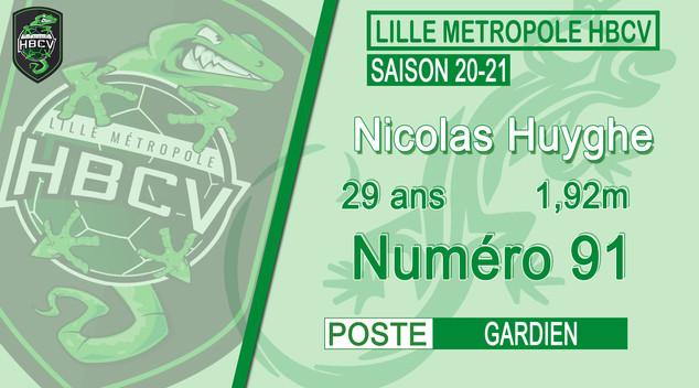 Nicolas Huyghe