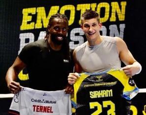 Bravo à Romain Ternel (Limoges) et Erwan Nils Siakam (Tremblay)