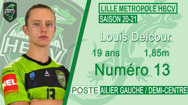 Louis Delcour