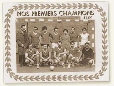 1980 les premiers champions du LMHBCV