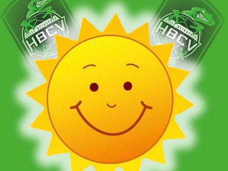Le soleil au rendez-vous