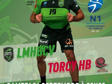 LMHBCV -TORCY HB