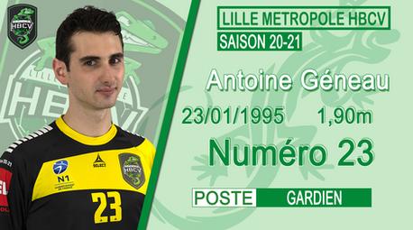 23-Présentation Joueur Antoine Geneau n°23.png