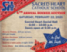 4th annual dinner auction SMALL  flyer -