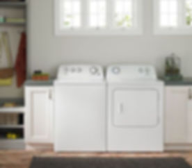 Amana Washer and Dryer Pair