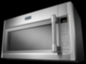 Maytag Stainless Steele Microwave