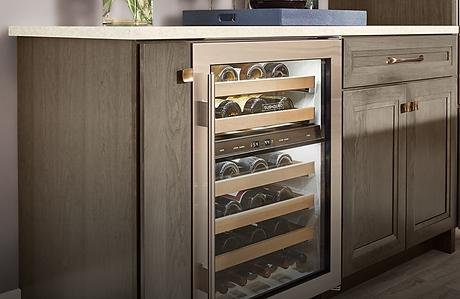 Subzero Undercounter Wine Storage