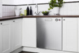 Ask Built-in dishwasher stainless Steele
