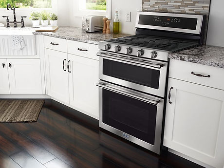 Maytag Double Oven Gas Range