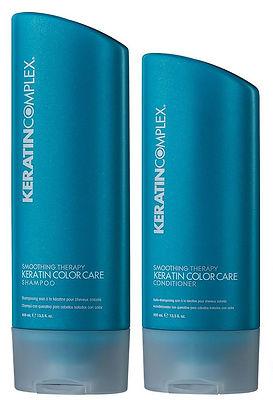 Keratin ComPlex Shampoo and Conditioner