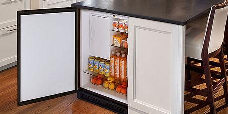 U-Line Freezer Refrigerator Combo Model