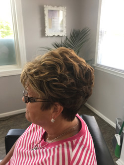 Cut and Partial Highlights