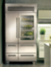 Subzero Full Size Refrigeration