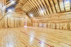 Upper Level Barn-Basketball Court-_DSC51