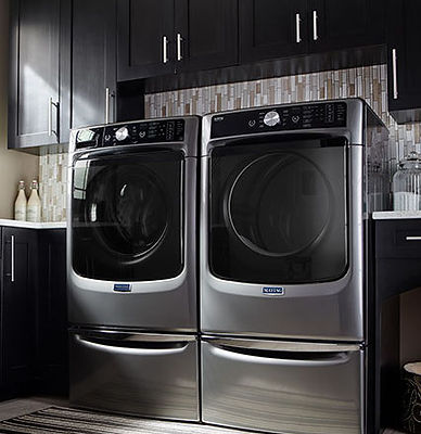 Maytag Front Load Washer and Dryer